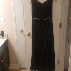 Flowy, maxi tank dress.
